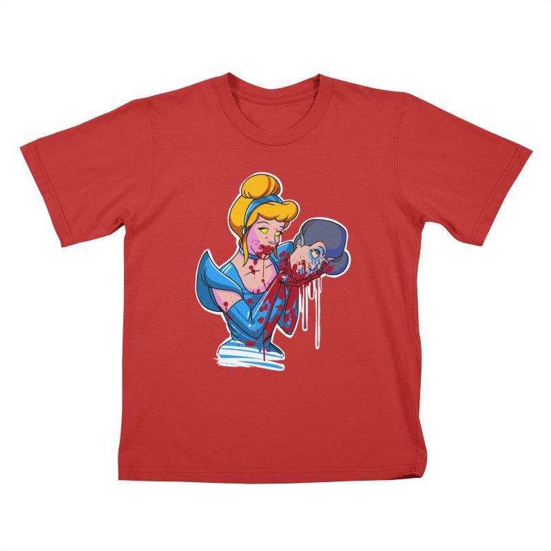 Sindee Kids T-Shirt by Len Hernandez's Artist Shop