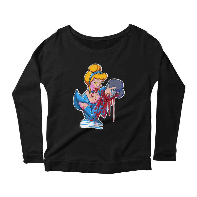 Sindee Women's Scoop Neck Longsleeve T-Shirt by Len Hernandez's Artist Shop