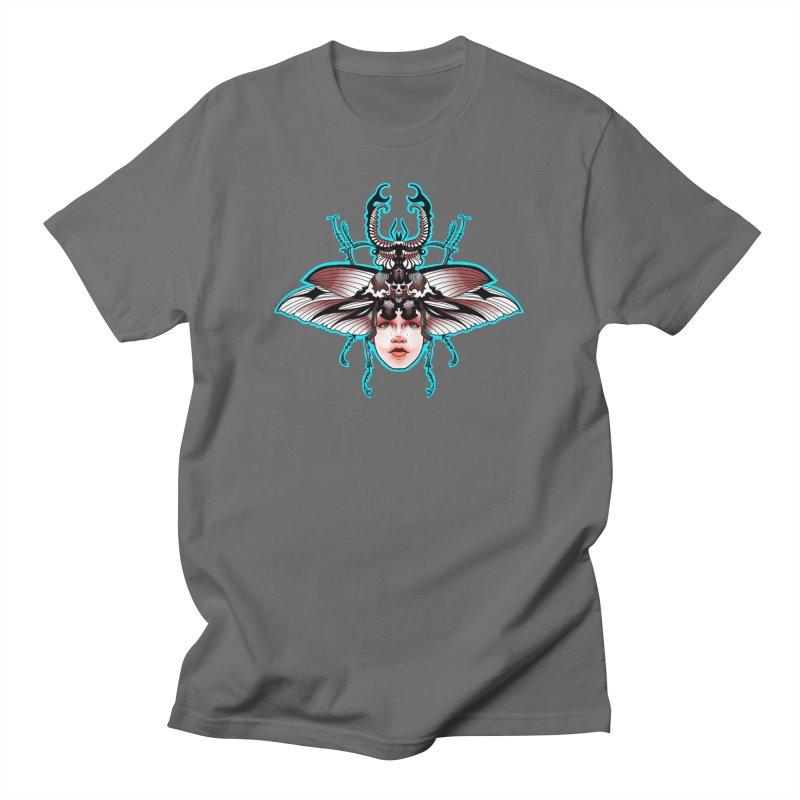 Beetle She Men's T-Shirt by Len Hernandez's Artist Shop