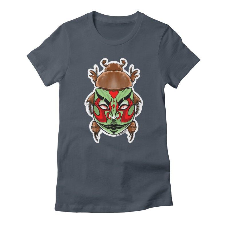 Kabuttle Women's T-Shirt by Len Hernandez's Artist Shop