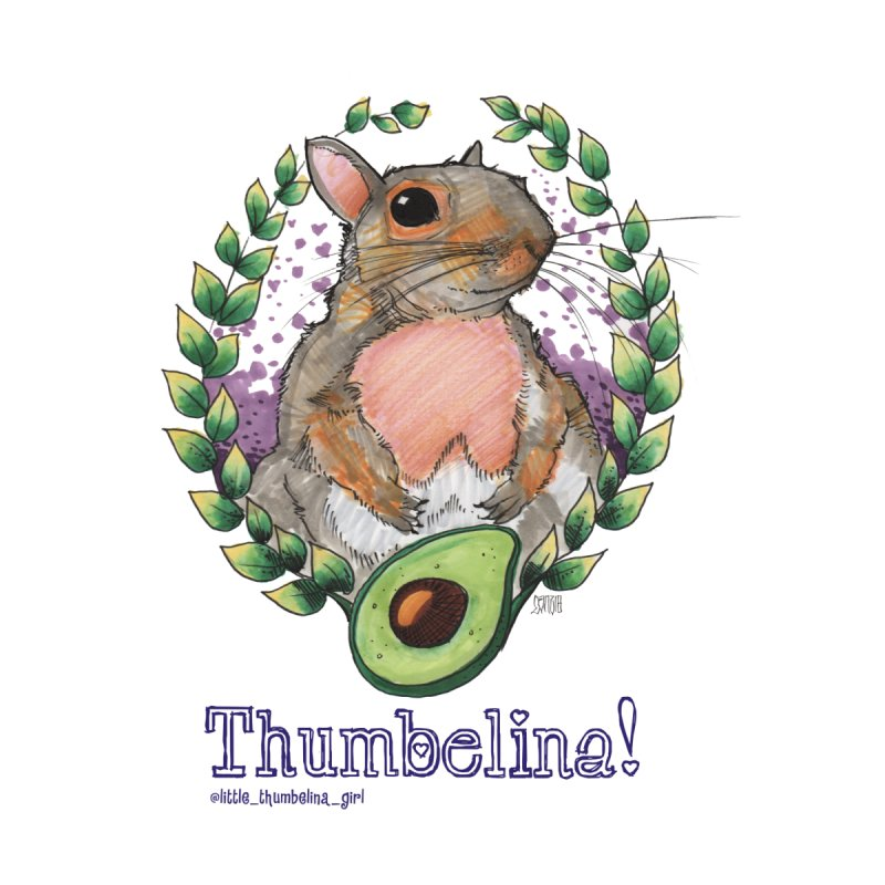 Thumbelina Shirts! Men's Tank by Len Hernandez's Artist Shop