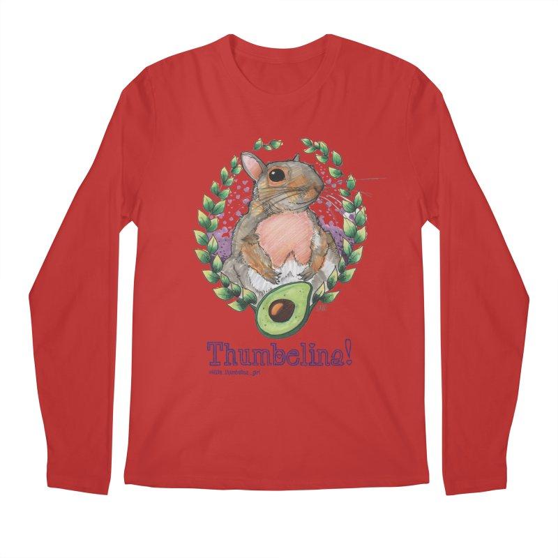 Thumbelina Shirts! Men's Regular Longsleeve T-Shirt by Len Hernandez's Artist Shop