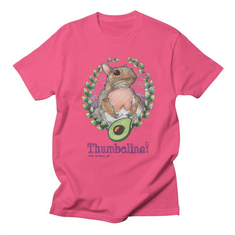 Thumbelina Shirts! Women's Regular Unisex T-Shirt by Len Hernandez's Artist Shop