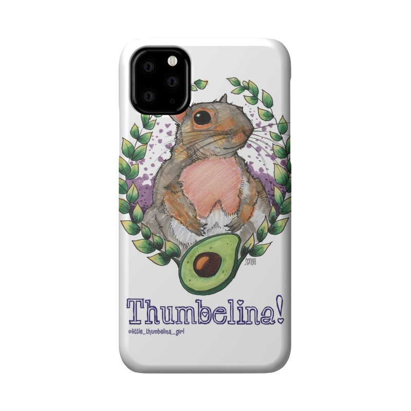 Thumb Prints! Accessories Phone Case by Len Hernandez's Artist Shop