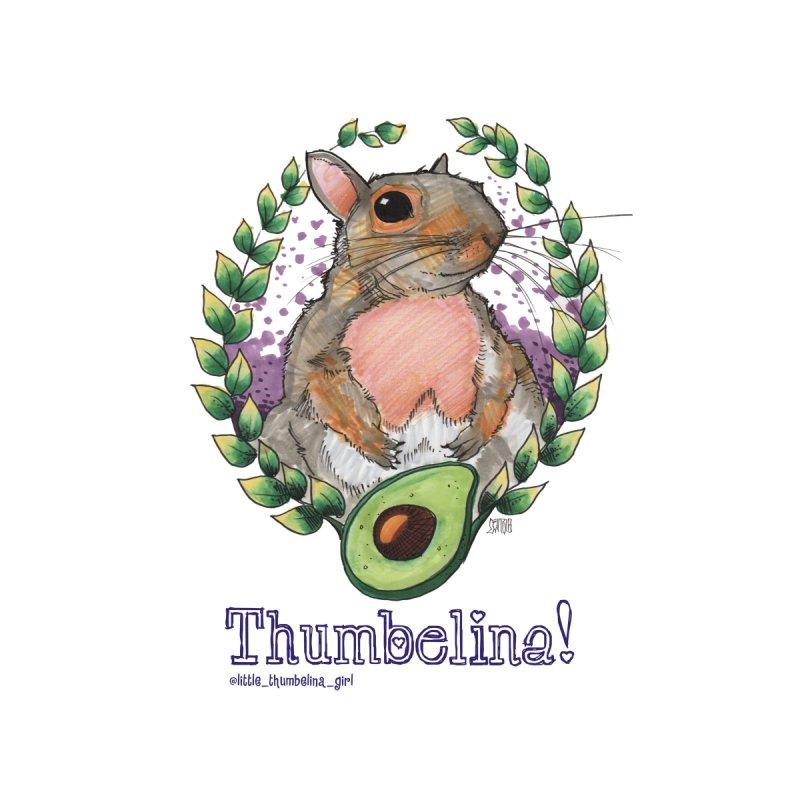 Thumb Prints! by Len Hernandez's Artist Shop