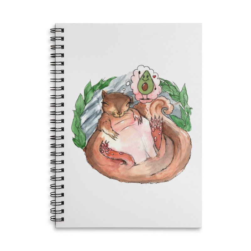 Thumb Accessories Accessories Lined Spiral Notebook by Len Hernandez's Artist Shop