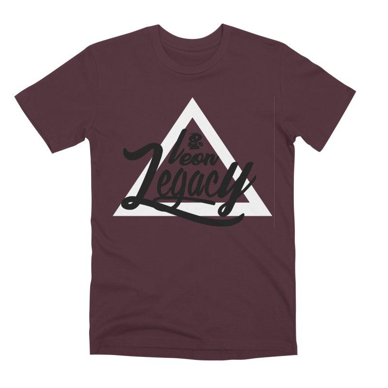 Legacy Collection 1 Men's Premium T-Shirt by Leonlegacy's Artist Shop
