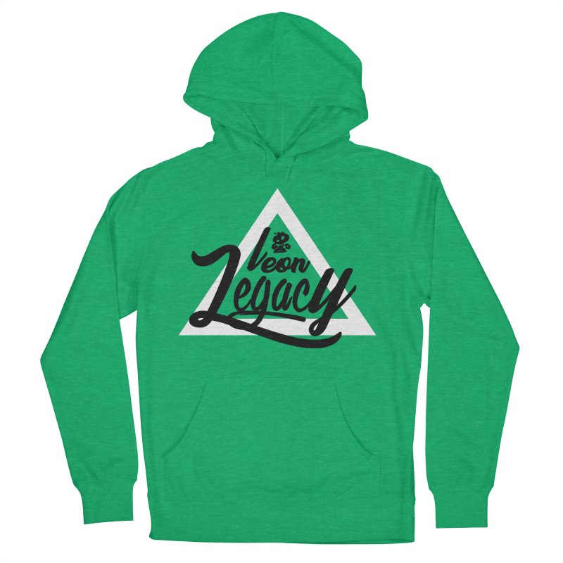 Legacy Collection 1 Women's French Terry Pullover Hoody by Leonlegacy's Artist Shop