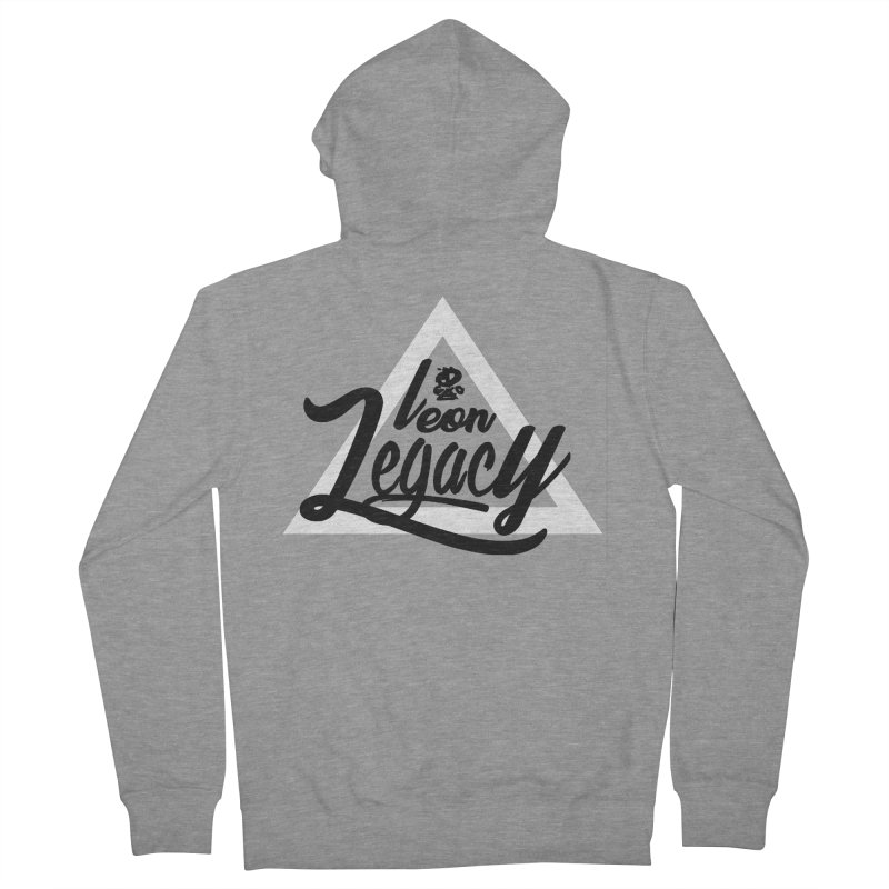 Legacy Collection 1 Women's French Terry Zip-Up Hoody by Leonlegacy's Artist Shop