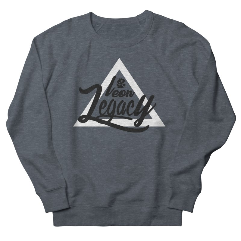 Legacy Collection 1 Men's French Terry Sweatshirt by Leonlegacy's Artist Shop