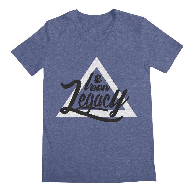 Legacy Collection 1 Men's Regular V-Neck by Leonlegacy's Artist Shop