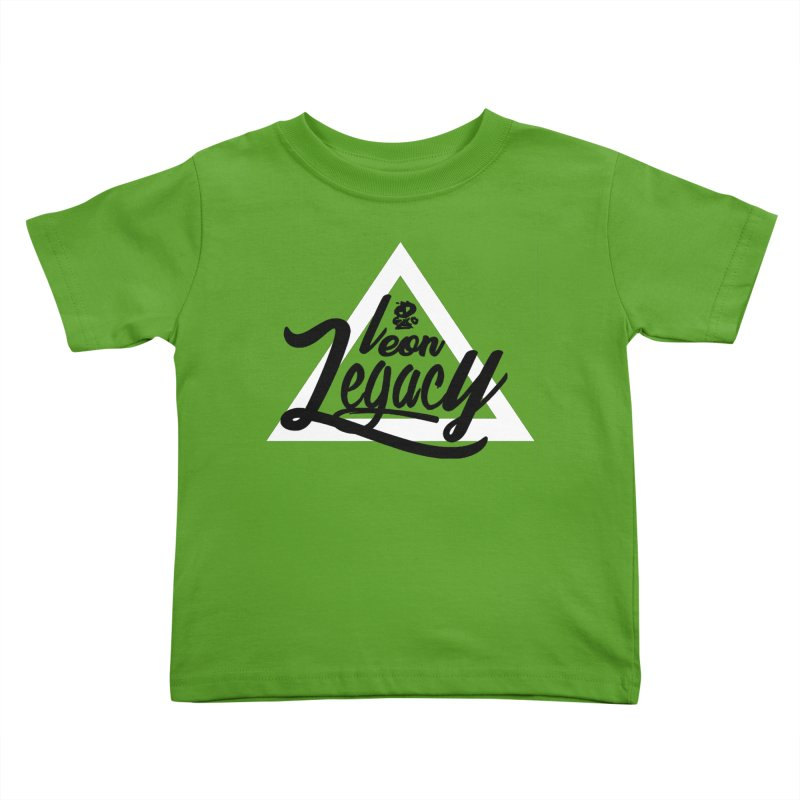 Legacy Collection 1 Kids Toddler T-Shirt by Leonlegacy's Artist Shop