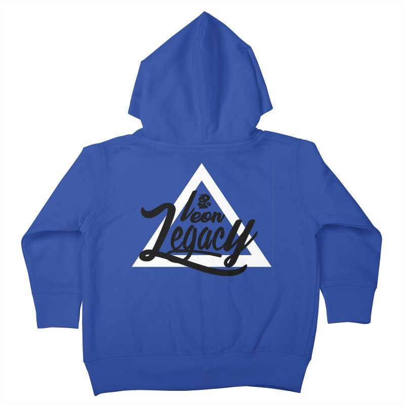 Legacy Collection 1 Kids Toddler Zip-Up Hoody by Leonlegacy's Artist Shop
