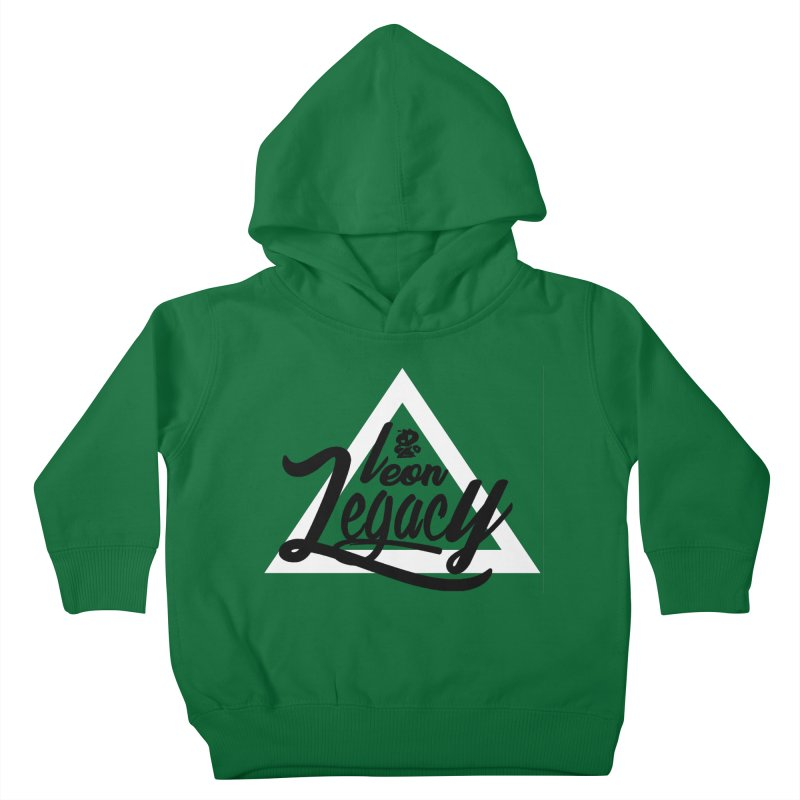 Legacy Collection 1 Kids Toddler Pullover Hoody by Leonlegacy's Artist Shop