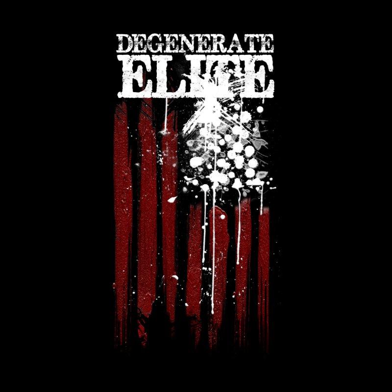Degenerate Flag by LesserKey's Artist Shop