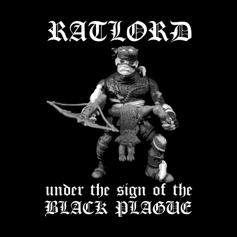 RATLORD by Lesser Key's Artist Shop