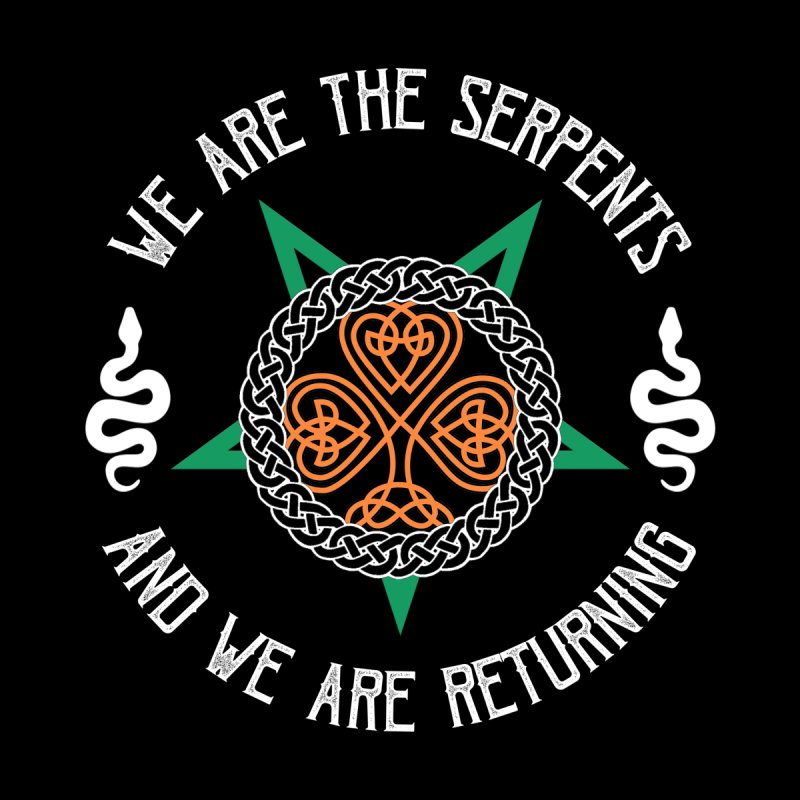 We Are The Serpents by Lesser Key's Artist Shop