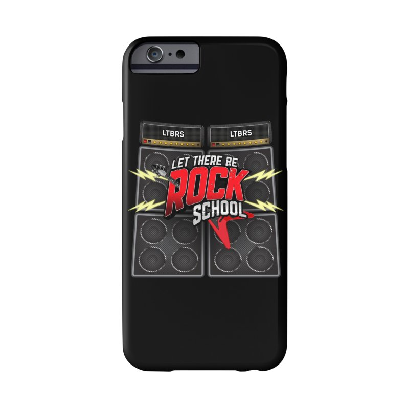 Marshall stacks Accessories Phone Case by LetThereBeRock's Artist Shop