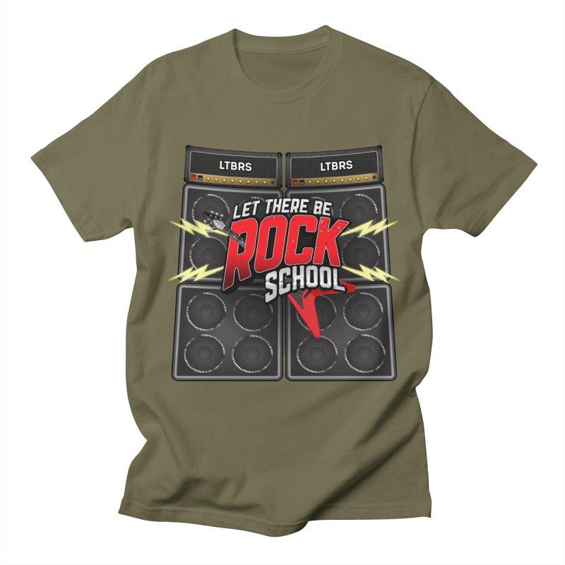 Marshall stacks Men's T-Shirt by LetThereBeRock's Artist Shop