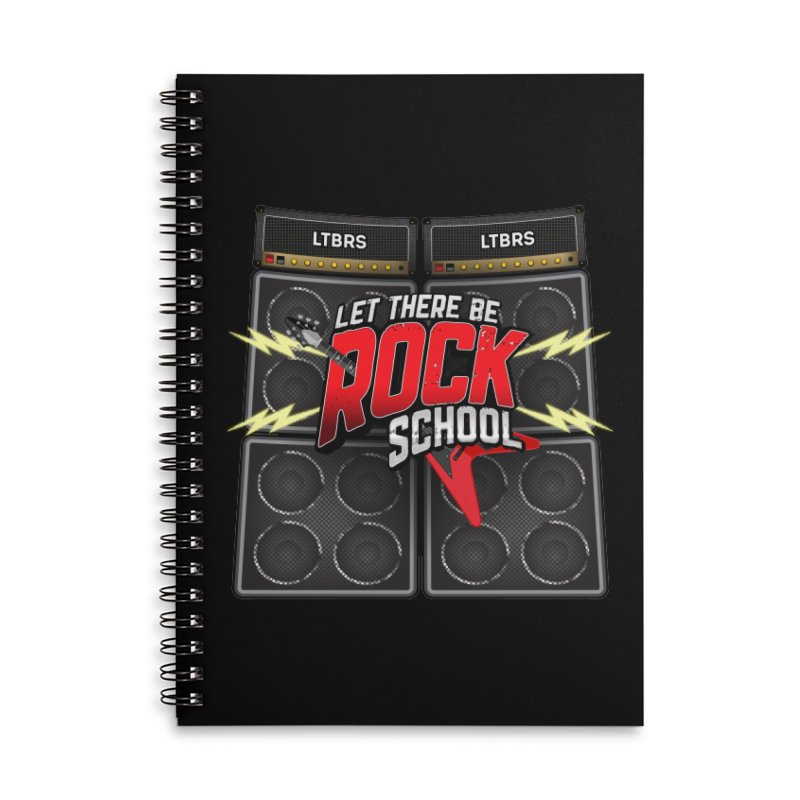 Marshall stacks Accessories Notebook by LetThereBeRock's Artist Shop