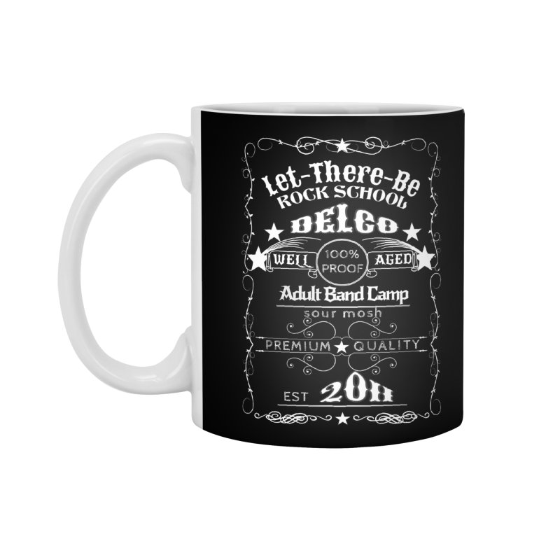 Adult Band Camp - Sunday Funday! Accessories Standard Mug by LetThereBeRock's Artist Shop