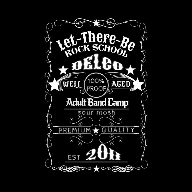 Adult Band Camp - Sunday Funday! Men's Tank by LetThereBeRock's Artist Shop