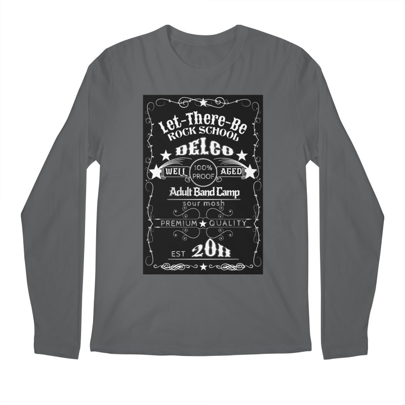 Adult Band Camp - Sunday Funday! Men's Regular Longsleeve T-Shirt by LetThereBeRock's Artist Shop