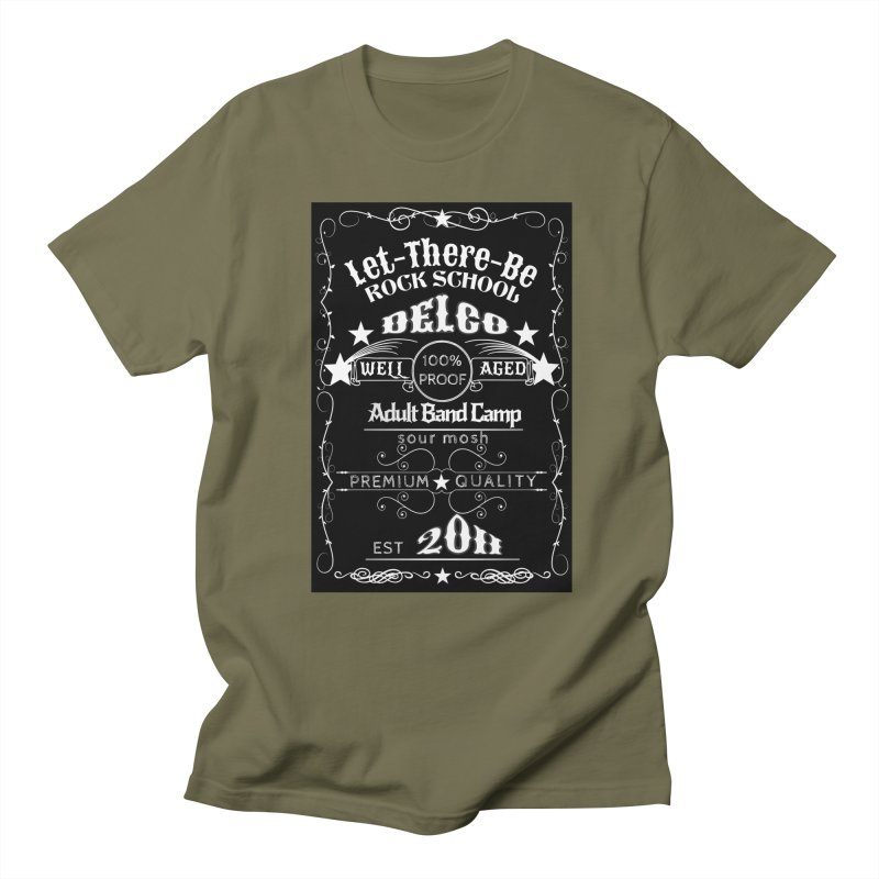 Adult Band Camp - Sunday Funday! Men's T-Shirt by LetThereBeRock's Artist Shop