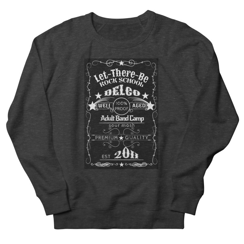 Adult Band Camp - Sunday Funday! Men's French Terry Sweatshirt by LetThereBeRock's Artist Shop