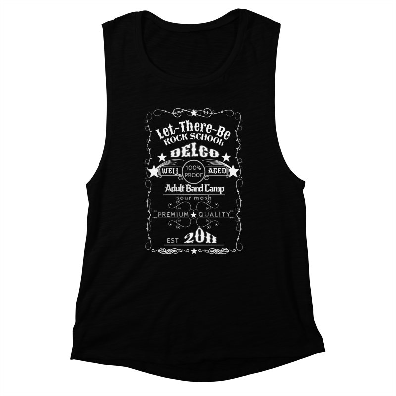 Adult Band Camp - Sunday Funday! Women's Tank by LetThereBeRock's Artist Shop