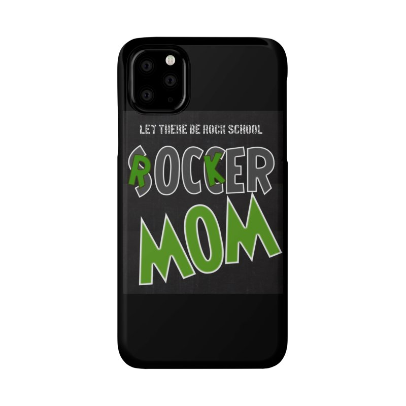 Moms ROCK! Accessories Phone Case by LetThereBeRock's Artist Shop