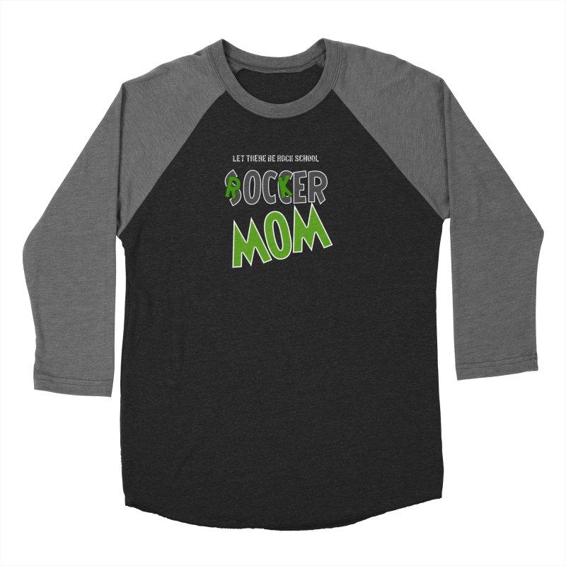 Moms ROCK! Women's Longsleeve T-Shirt by LetThereBeRock's Artist Shop