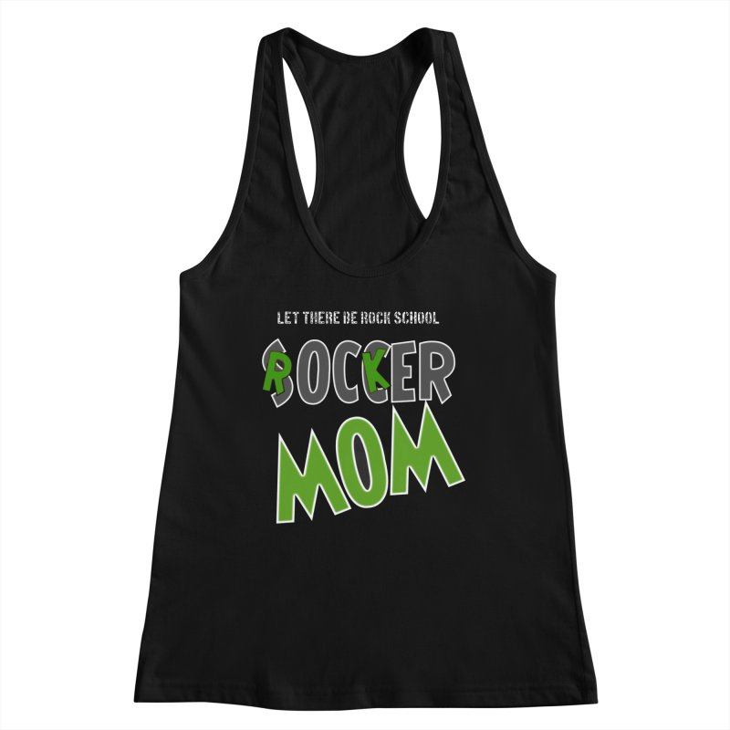 Moms ROCK! Women's Tank by LetThereBeRock's Artist Shop