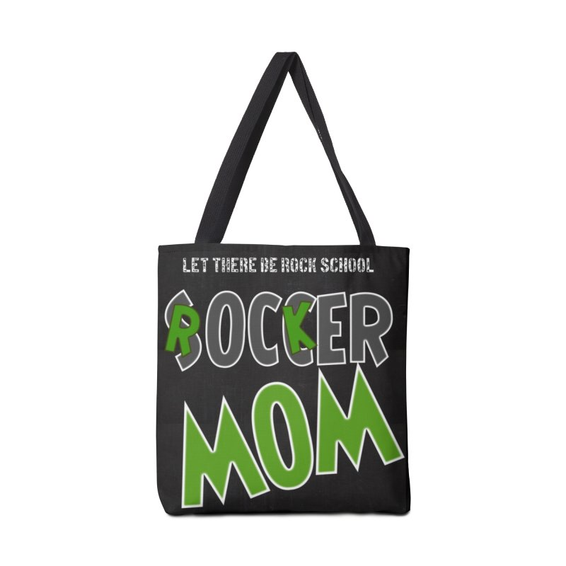 Moms ROCK! Accessories Tote Bag Bag by LetThereBeRock's Artist Shop