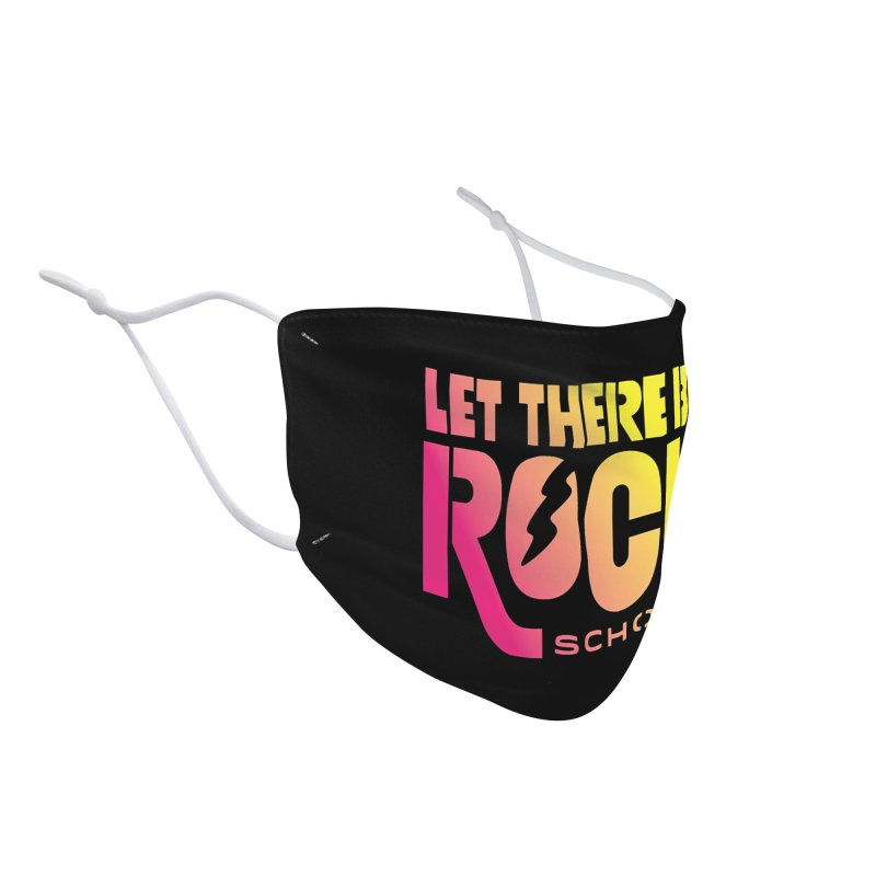 Let There Be Pastel Accessories Face Mask by LetThereBeRock's Artist Shop