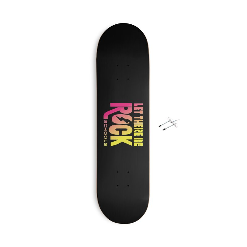 Let There Be Pastel Accessories Skateboard by LetThereBeRock's Artist Shop