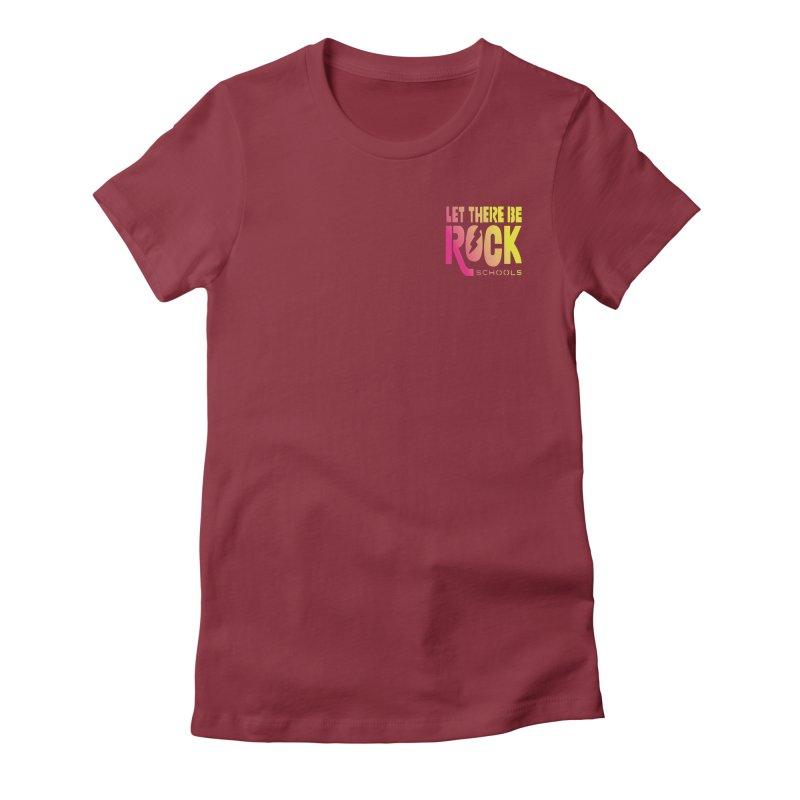 Pocket Style Women's T-Shirt by LetThereBeRock's Artist Shop