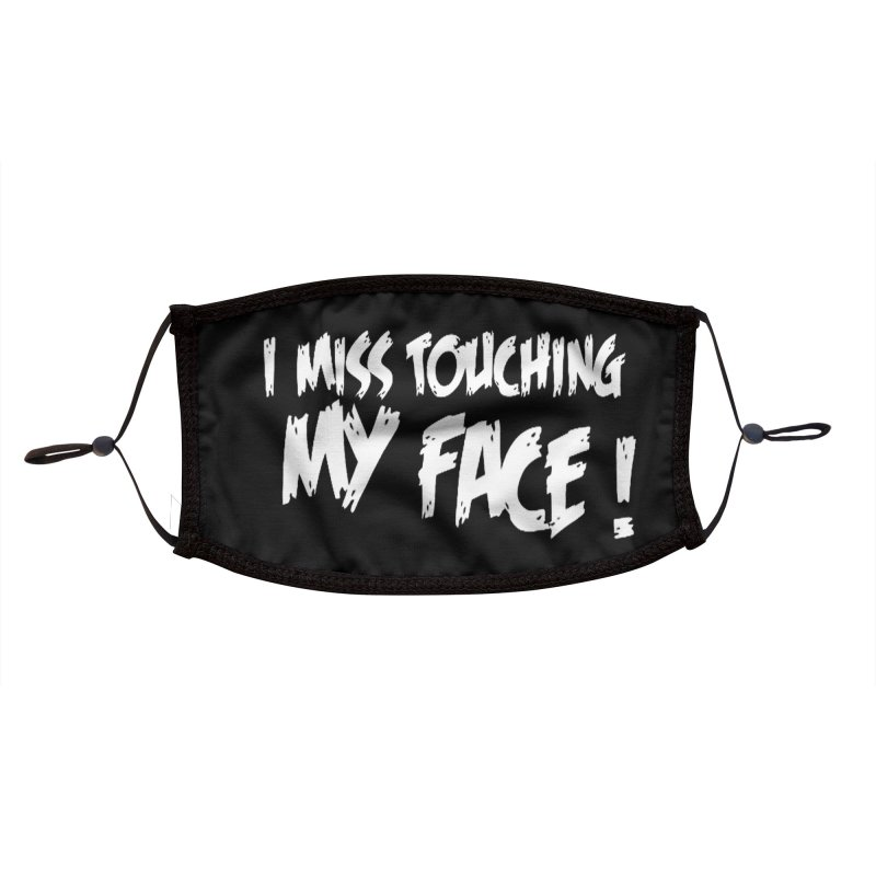 The fAce of Spades Accessories Face Mask by LetThereBeRock's Artist Shop