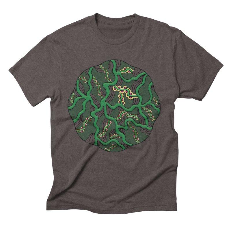 Life Men's Triblend T-Shirt by Levitation