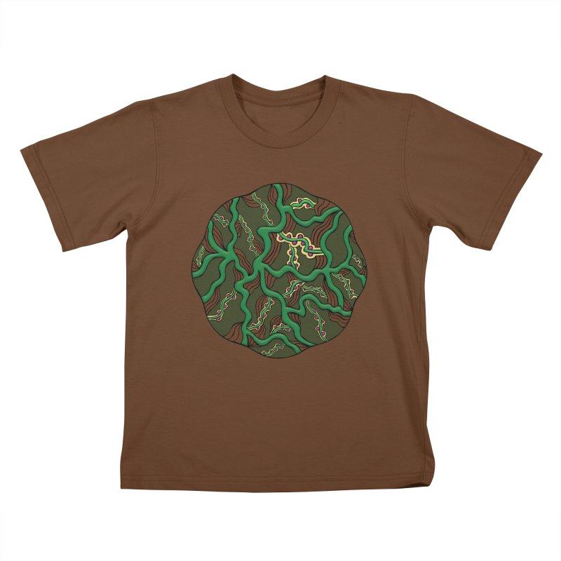 Life Kids T-shirt by Levitation