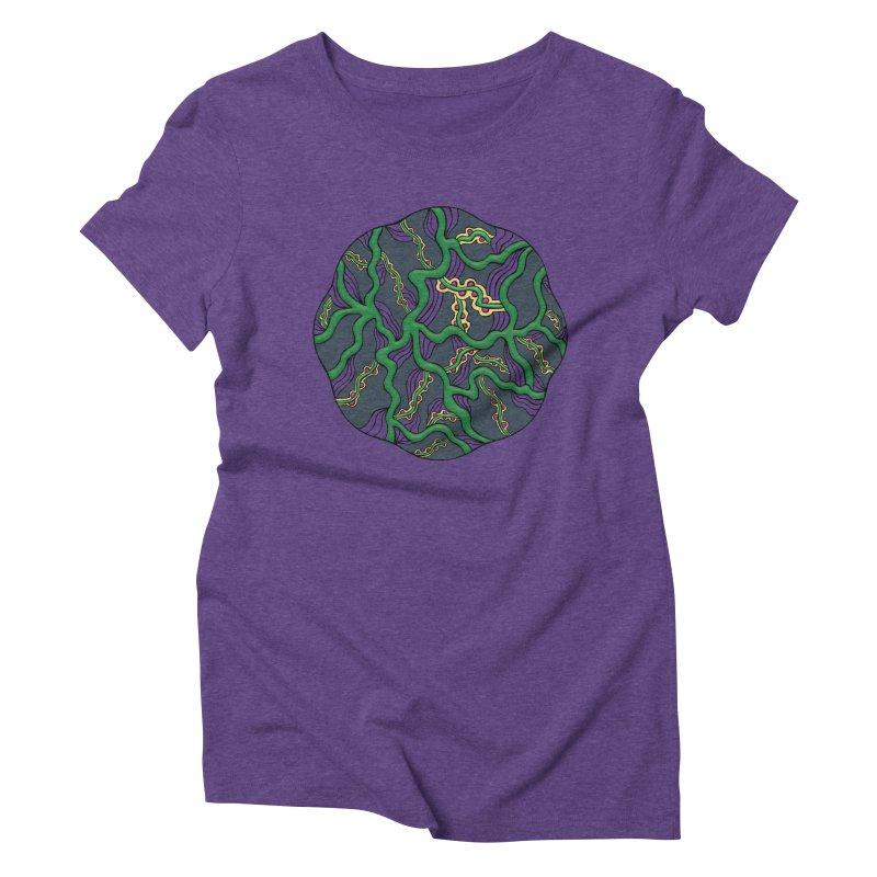 Life Women's Triblend T-shirt by Levitation