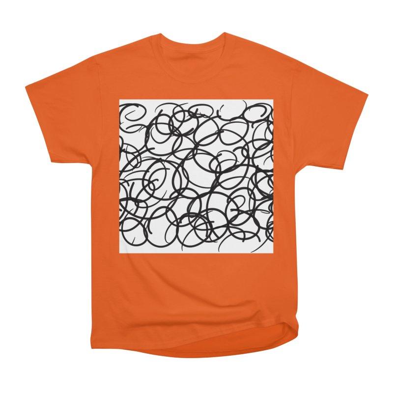 Circular Men's T-Shirt by Lidflutters