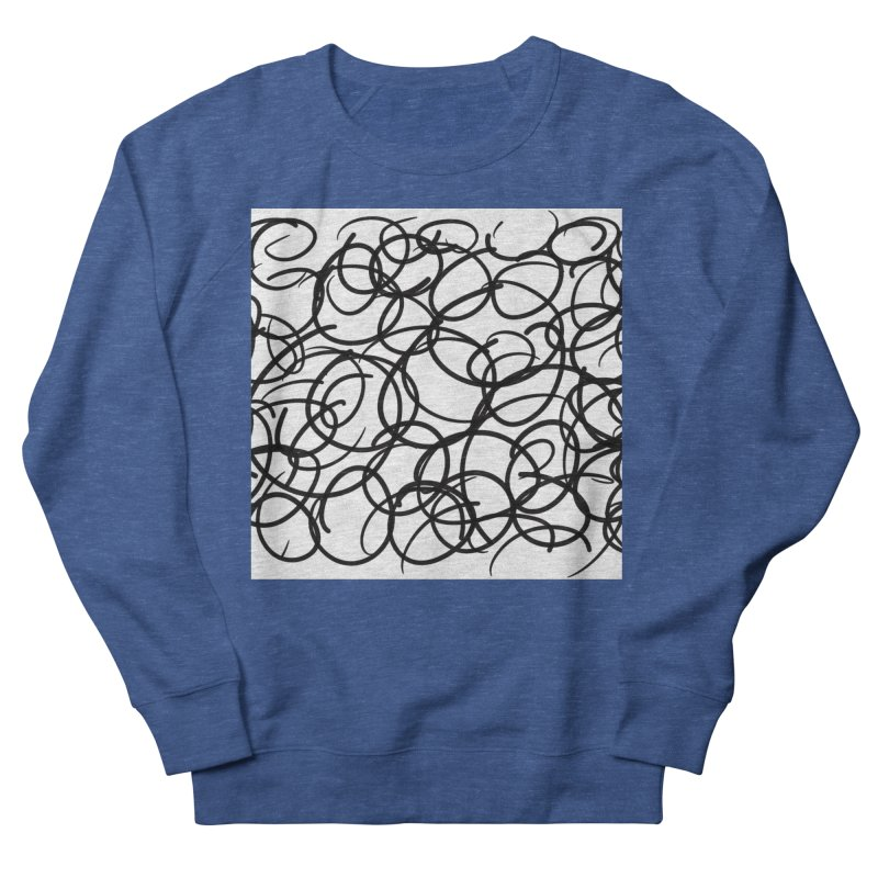 Circular Men's Sweatshirt by Lidflutters