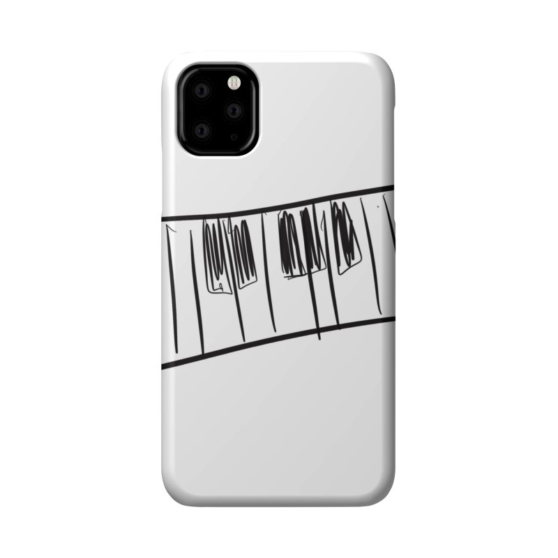 Tickle the ivory's Accessories Phone Case by Lidflutters