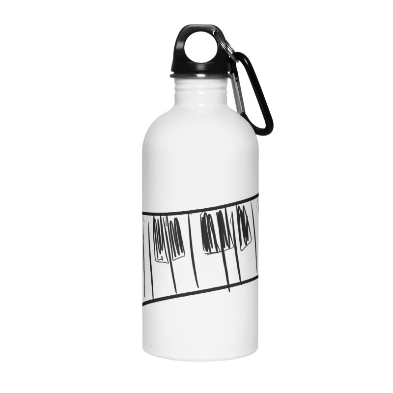 Tickle the ivory's Accessories Water Bottle by Lidflutters