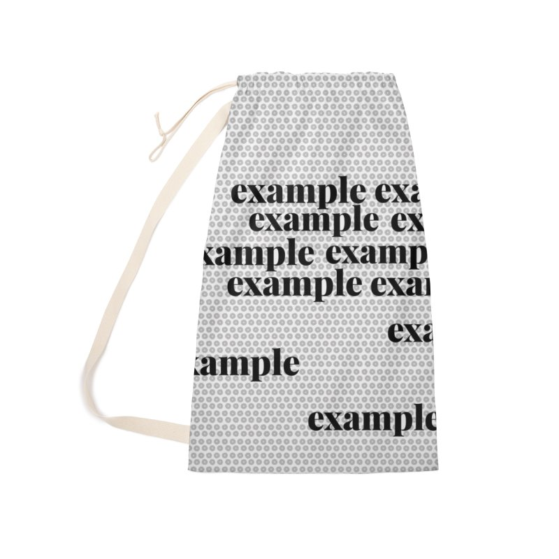 Example Accessories Bag by Lidflutters