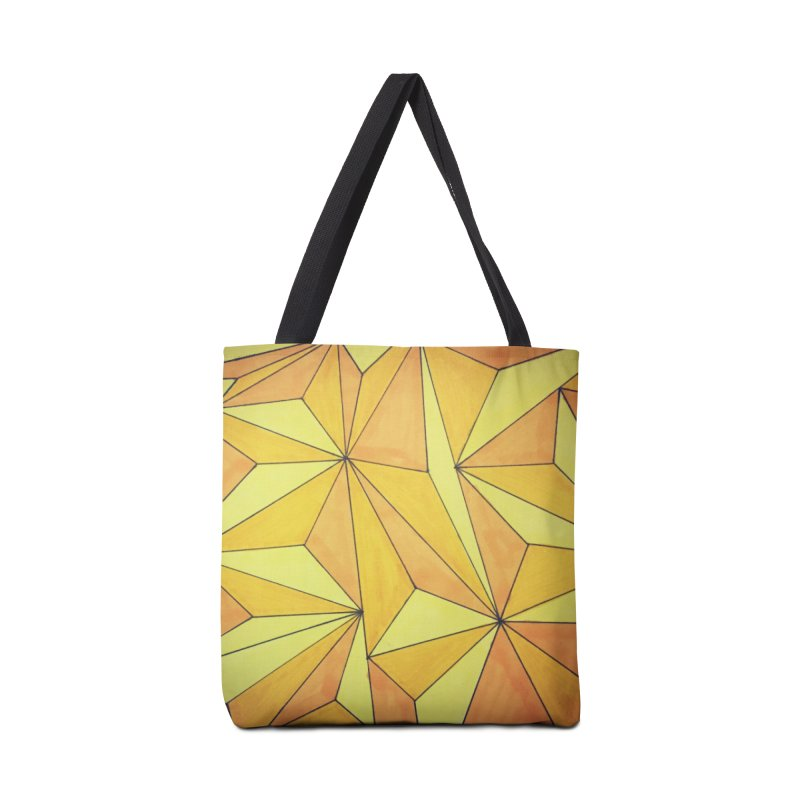 Golden prism Accessories Tote Bag Bag by Lidflutters