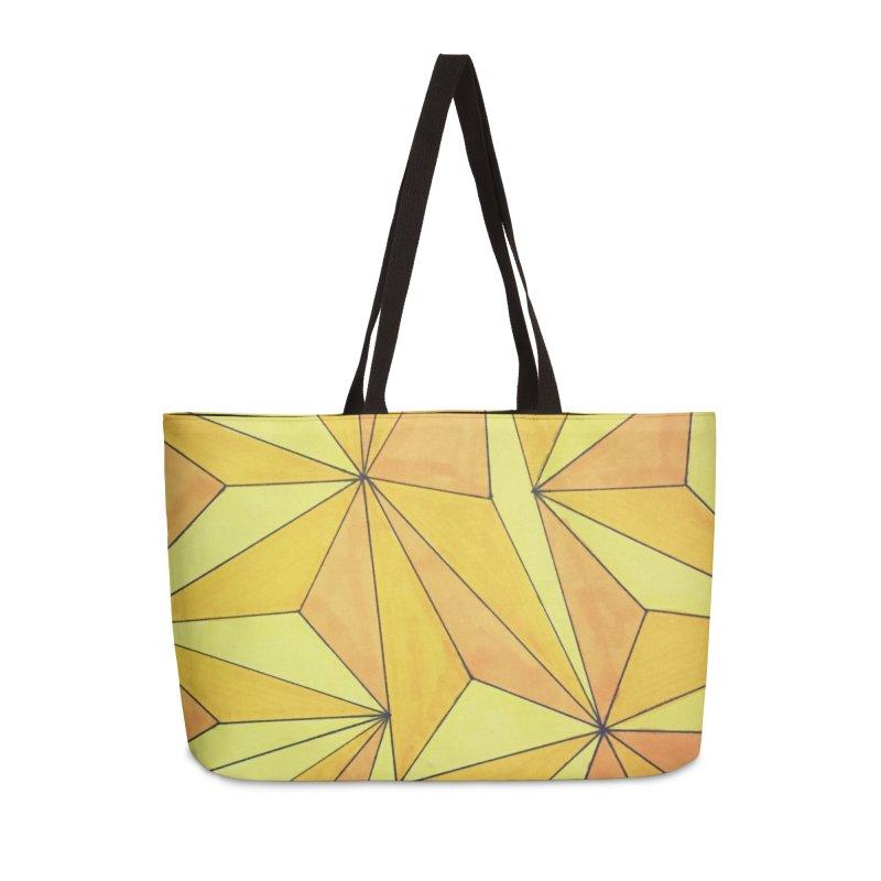 Golden prism Accessories Weekender Bag Bag by Lidflutters