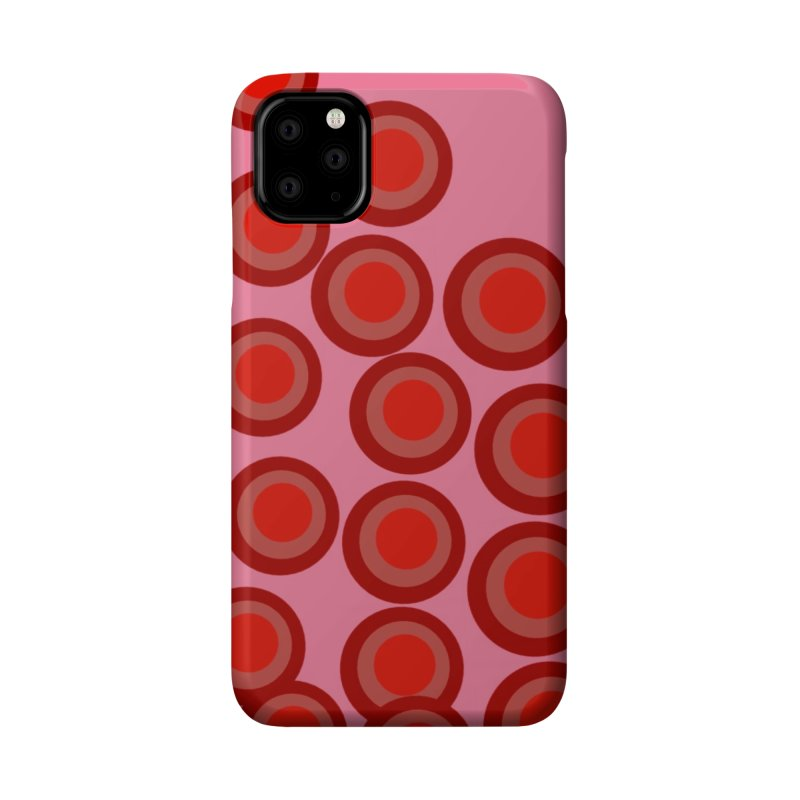 Connect 4 Accessories Phone Case by Lidflutters