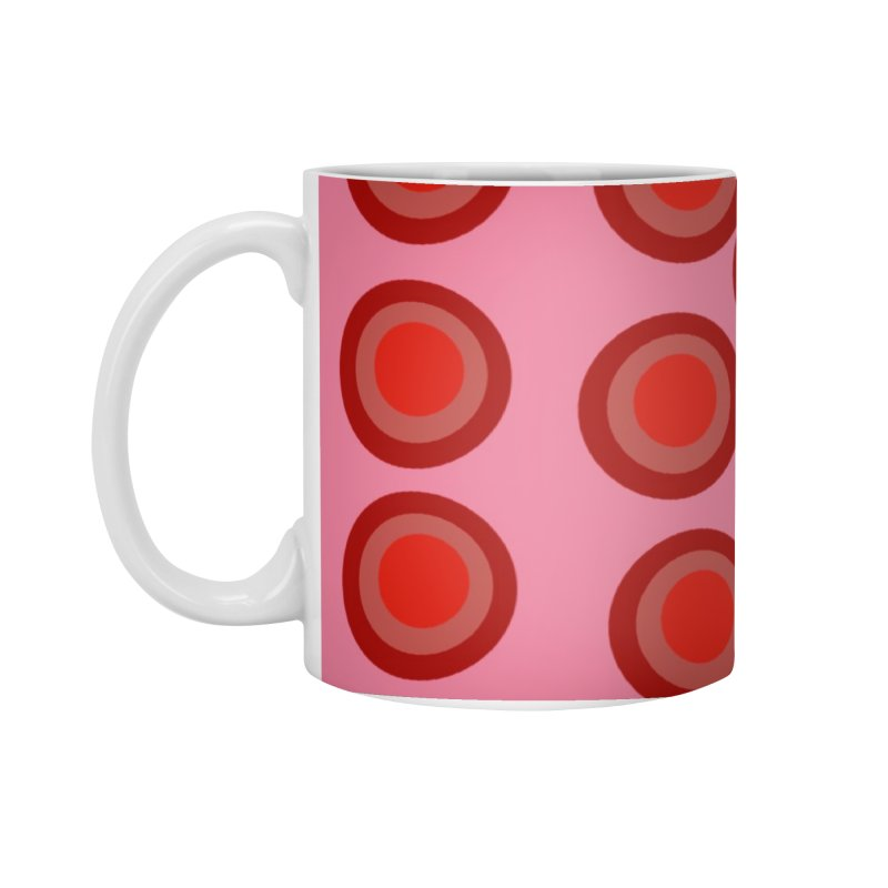 Connect 4 Accessories Standard Mug by Lidflutters